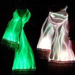 Light Up Luminous Scarf Glow