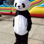 Panda Mascot Halloween Fancy Dress