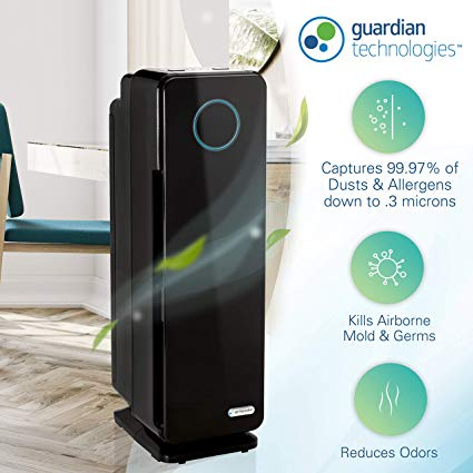Air Purifier Smoke Eater