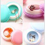 Macaron Jewelry Storage Box