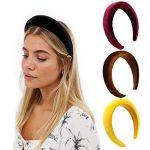 Thick Velvet Women Headbands