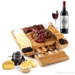Best Bamboo Cheese Board