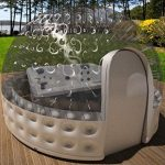 Inflatable Hot Tub Dome Cover