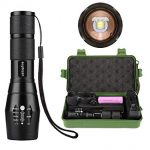 Tactical Flashlight Rechargeable