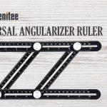 Amenitee universal angularizer ruler