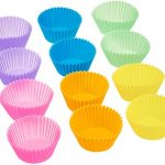 Mini Silicone Muffin Cups