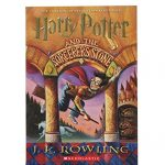 Harry Potter And The Sorcerer's Stone Book Pages