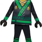 Green Ninja Costume