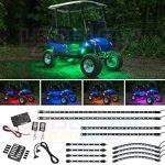 Led Light Bars For Golf Carts