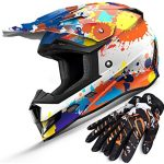 Motorcycle Helmet For Kids