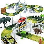Dinosaur Track Set