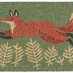 Fox Door Mat