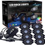 RGB LED Rock Lights