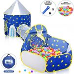 Rocket Ship Play Tent