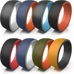Silicone Rings Wedding Bands
