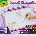 Crayola Light Up Tracing Pad Pink
