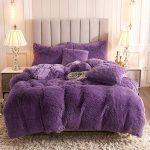 Fluffy Bedding Set