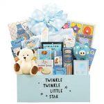 New Parents Gift Basket