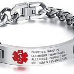Free Medical Alert Bracelet