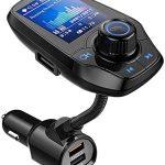 Bluetooth FM Transmitter Car