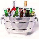 Beverage Tubs On Stands