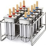 Popsicle Molds Stainless Steel